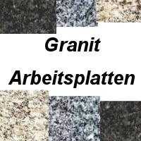 granit arbeitsplatte f r die k che preis pflege einkaufstips. Black Bedroom Furniture Sets. Home Design Ideas